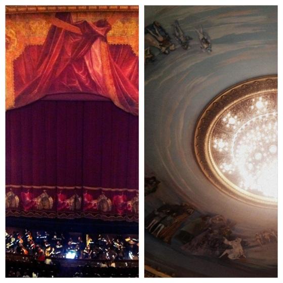 Inside Teatro Colón Buenos Aires