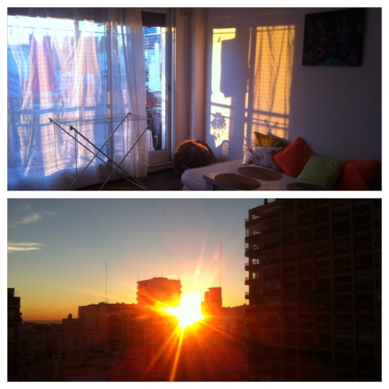 Buenos Aires Sunrise