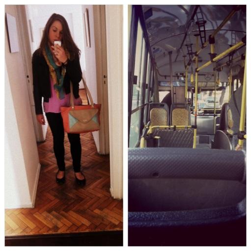 Bus & Selfie