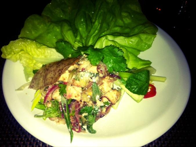 Chicken salad cocina sunae