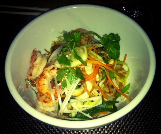 Chicken noodles cocina sunae