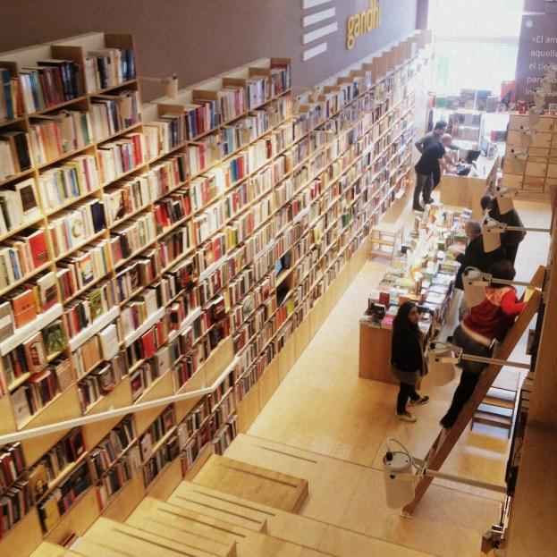 Bookshop Buenos Aires