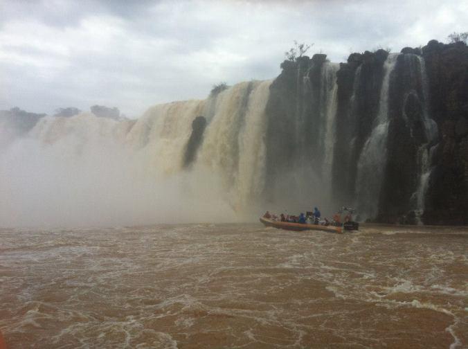 Iguazu Boat Trip 2