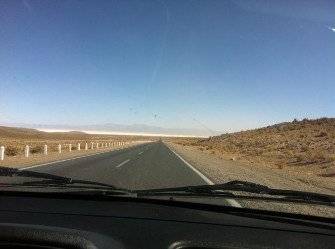 Salinas Grandes Road