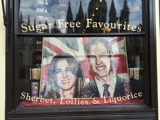 Will & Kate Jelly Beans