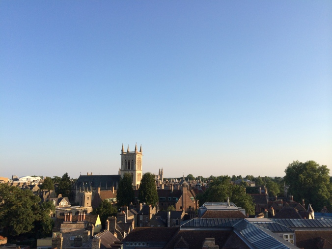 Varsity Rooftop Cambridge