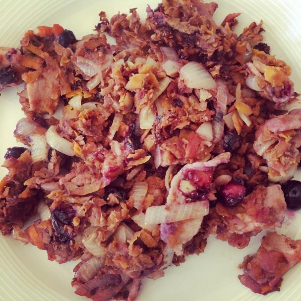 Bacon hash