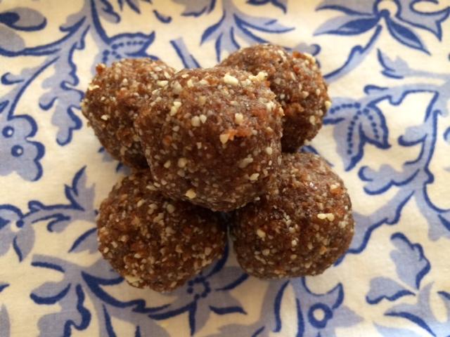 Ginger Snack Balls 3