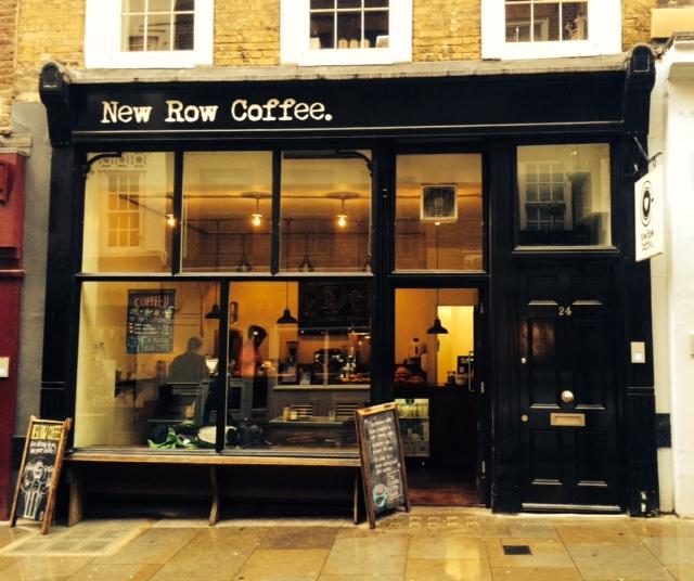 New Row Coffee