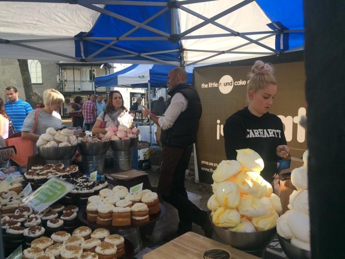 Abergavenny Food Festival Bakery