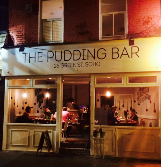 The Pudding Bar