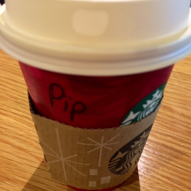 red cup starbucks