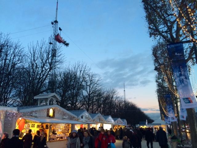 Champs Élysées Christmas Market