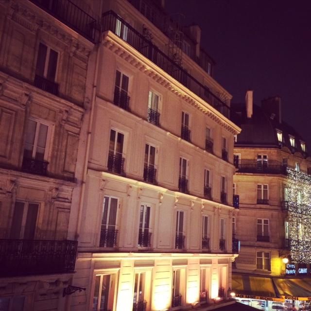 hotel du mont blanc paris