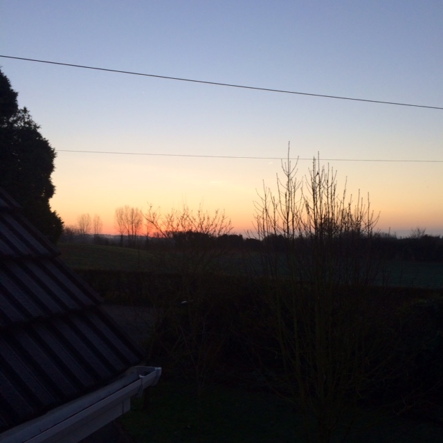 sunrise herefordshire