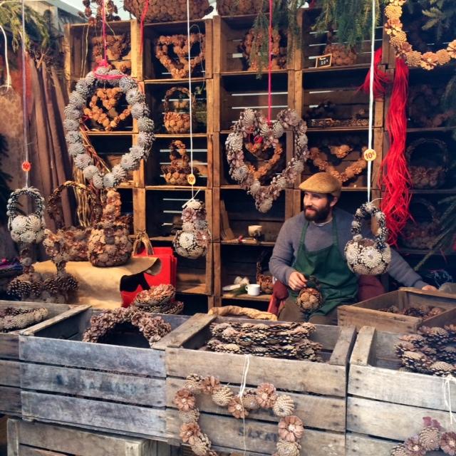 Champs Élysées Christmas Market 2