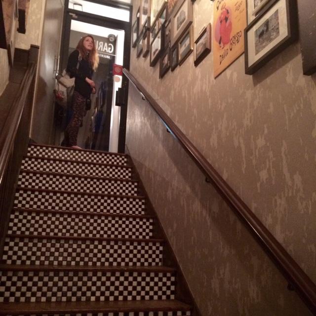 Garufin staircase